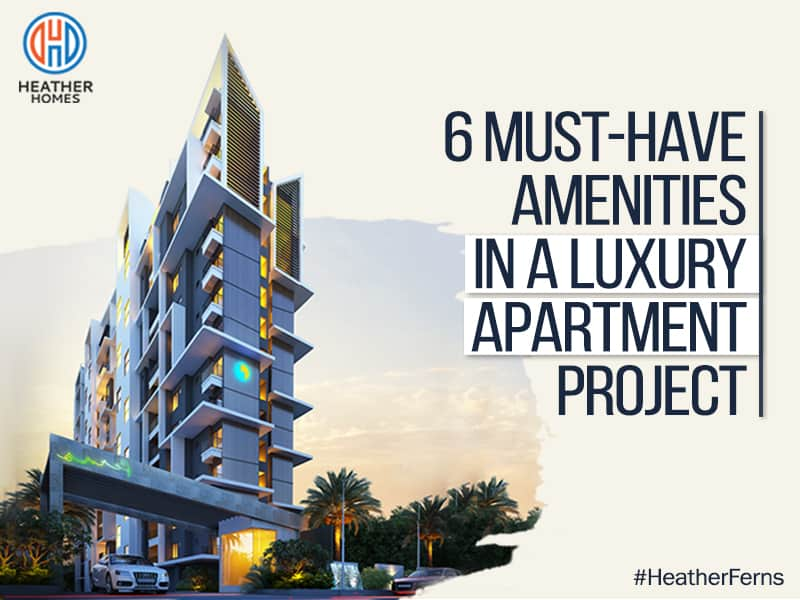 luxury apartment project in trivandrum