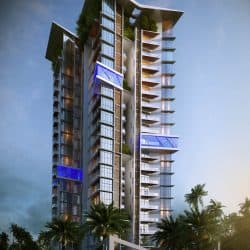 high rise apartents in trivandrum