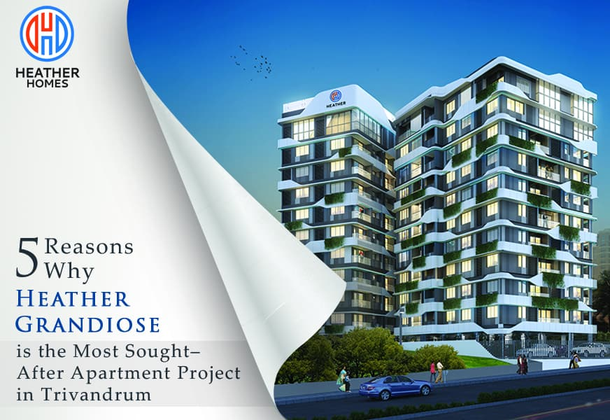 Best Luxury Flats & Apartments in Trivandrum