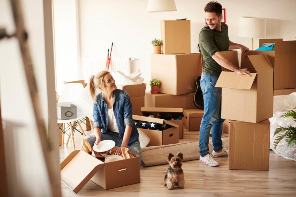 Things to do before you move into your New House